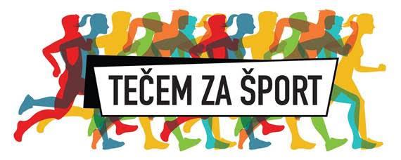 Tečem za šport!